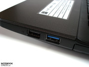Fast USB 3.0 ports are becoming very popular among the manufacturers.