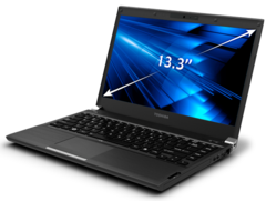 Toshiba Protege R830 laptops now up for pre-order