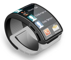Samsung's Galaxy Gear watch could be coming next month