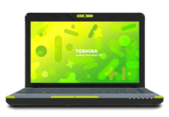 Toshiba Satellite L735 now available
