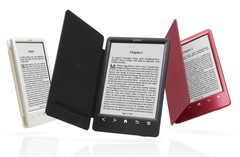 Sony launches the PRS-T3 eReader
