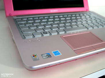 The well-known and widely distributed netbook range now does its job in the Sony Vaio W11: