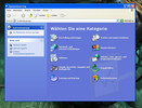 The system control on Windows XP