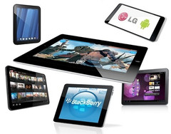 Tablets expected to enjoy market share growth