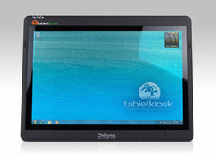 TabletKiosk Sahara Slate PC i500 with Core i7, Windows 7 Pro