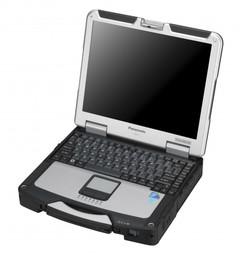 Panasonic updates the Toughbook CF-31 and CF-53 rugged laptops