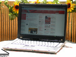 Lenovo Thinkpad T61 Outdoor