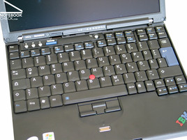 Thinkpad X60s Keyboard