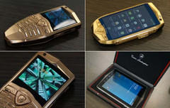 New Lamborghini branded Smartphone and tablet spotted
