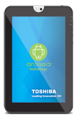 Nameless Toshiba Tablet receives Best Buy page