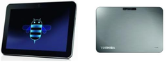 Toshiba AT200 tablet arrives at FCC