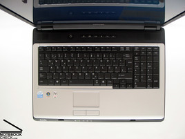 Toshiba Satellite L350-153 keyboard