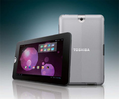Toshiba Regza tablet delayed to end of summer