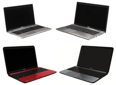 Toshiba releases the Satellite P series of laptops