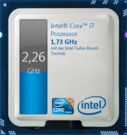 Turbo Boost up to 2.93 GHz