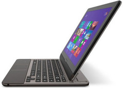 Toshiba unveils the Satellite U925t tablet with slide-out keyboard