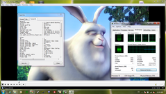Big Buck Bunny 1080p H.264 - little CPU load