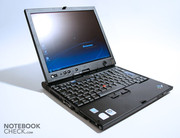 IBM/Lenovo Thinkpad X61 T