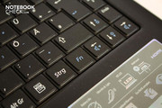 There is a second Fn key...