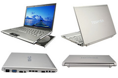 Toshiba updates its Portégé, Satellite, and Tecra lines with new laptops and netbooks