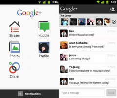 Google + update for Android promises major feature boost