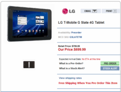 Upcoming LG Optimus Pad could cost up to $700