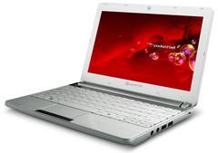 Packard Bell dot s_C Cedar Trail netbook