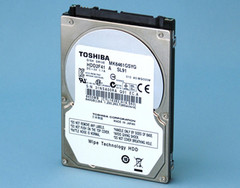 Upcoming Toshiba HDD can self-encrypt and erase