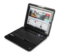 Crux debuts the Crux360 clamshell-keyboard Bluetooth case for iPad