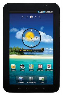 Verizon to finally update Galaxy Tab to Android 2.3.5