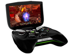 Nvidia Project Shield hands-on and video
