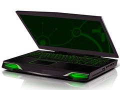 GeForce GTX 580M SLI in the Alienware M18x