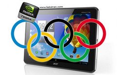 Acer official olympic tablet arriving next month