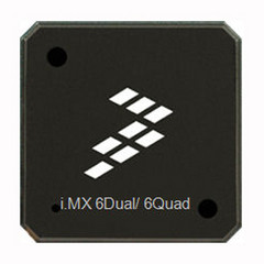 Freescale i.MX 6 quad-core ARM processor demonstrated
