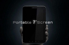 """Samsung to start production of new 7"""" AMOLED, next Galaxy Tab?"""
