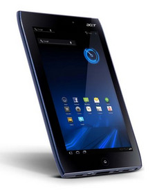 Acer Iconia Tab A100 Goes Up for Pre-Order