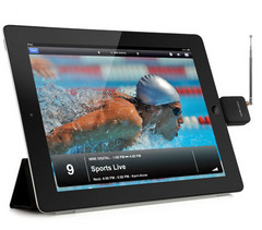 Get live TV on your iPad2 through Elgato EyeTV Mobile dongle