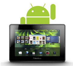RIM PlayBook could be getting access to Android Market