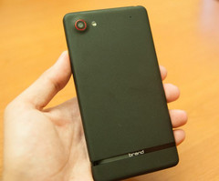 Tegra 4i prototype smartphone shown off by NVIDIA