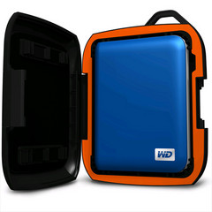 Western Digital introduces protective casing for external HDDs