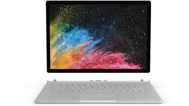 Microsoft Surface Book 2 15 Notebookcheck Net External Reviews