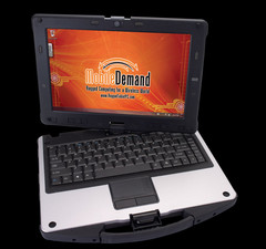 MobileDemand introduces its toughest tablet PC yet