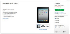 First Gen iPads now cheaper, recent buyers to receive rebate checks