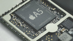 Apple all set to surpass Intel as the biggest mobile chipmaker