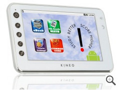 Brainchild to release Kineo Tablet for Schools