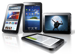 non-Apple tablets finding footholds in Europe, slowly