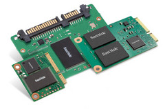 SanDisk shows off 100-series of SSDs