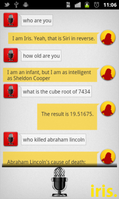 Siri clone now exists for Android
