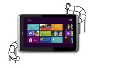 Mockup of possible of HTC Windows 8 tablet