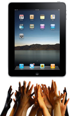 The iPad has 91% penetration in IT and business